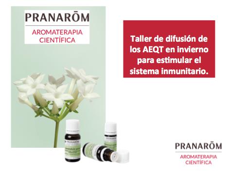 Aromaterapia: aromadifusión y botiquín de invierno con aceites esenciales