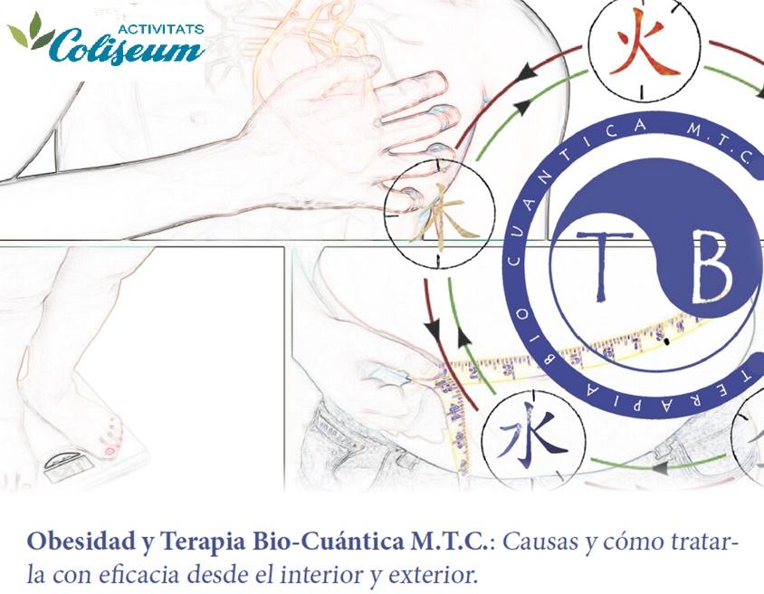 Obesidad y Terapia Bio-Cuántica M.T.C.