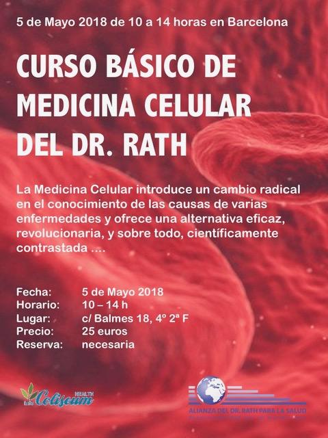 Curso Básico de la Medicina Celular del Dr. Rath