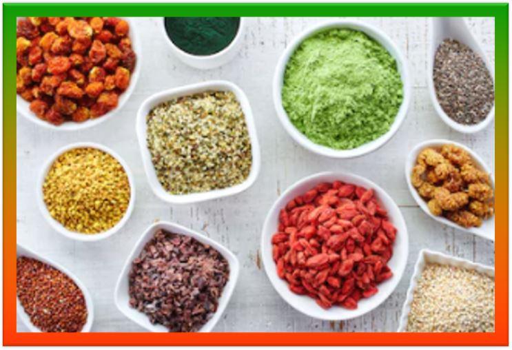 Super alimentos frente a Alimentación tradicional