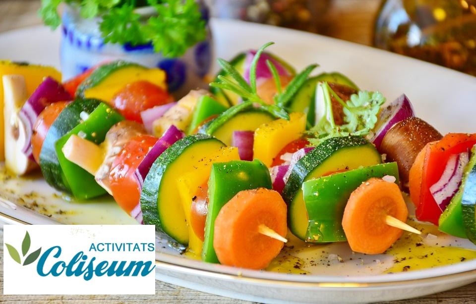 Hacia una dieta vegetariana más saludable.