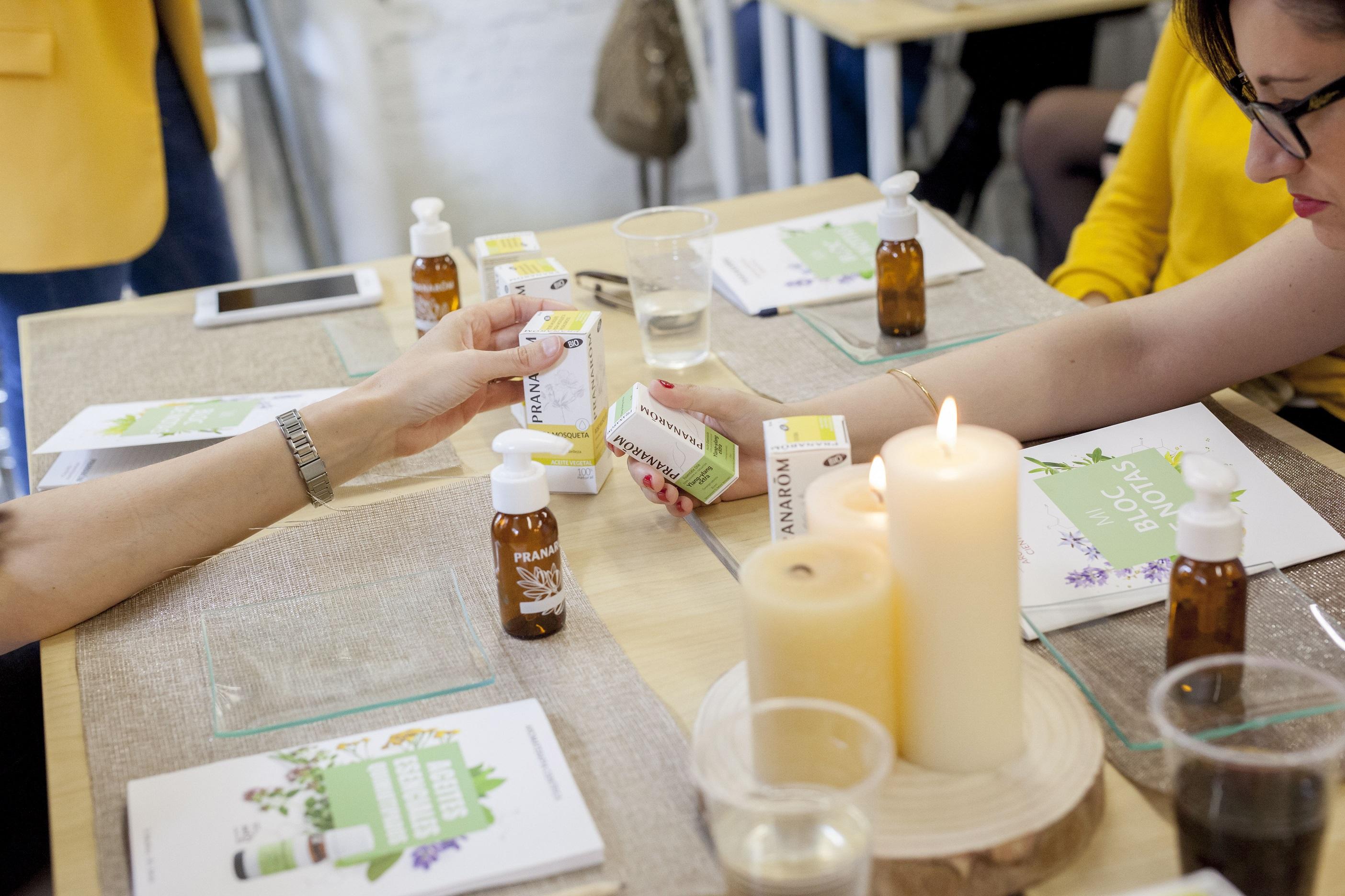 Aromaterapia: aprende a preparar tu botiquín de verano