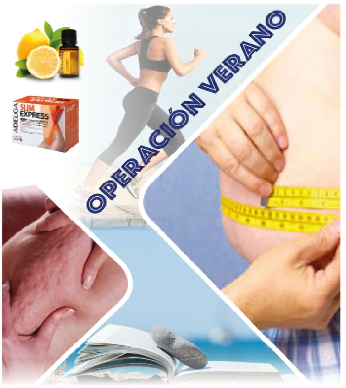 Operación Verano: Obesidad y Celulitis