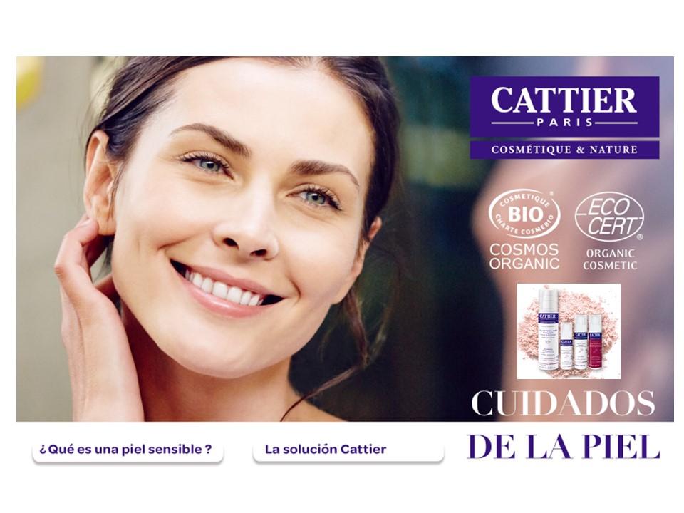 Promoción piel sensible & mascarillas: Cattier te invita a probar sus productos BIO. Ofertas especiales!!