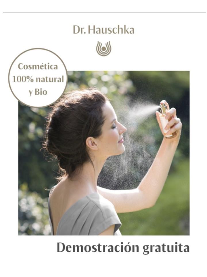 Sesiones personalizadas de 30 min cosmética natural Dr. Haushka
