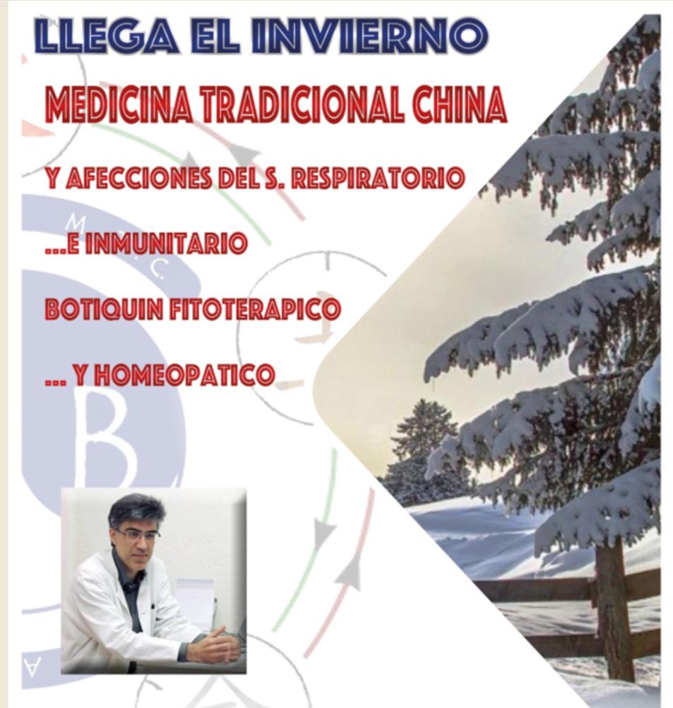 Medicina tradicional china y afecciones del sistema respiratorio e inmunitario