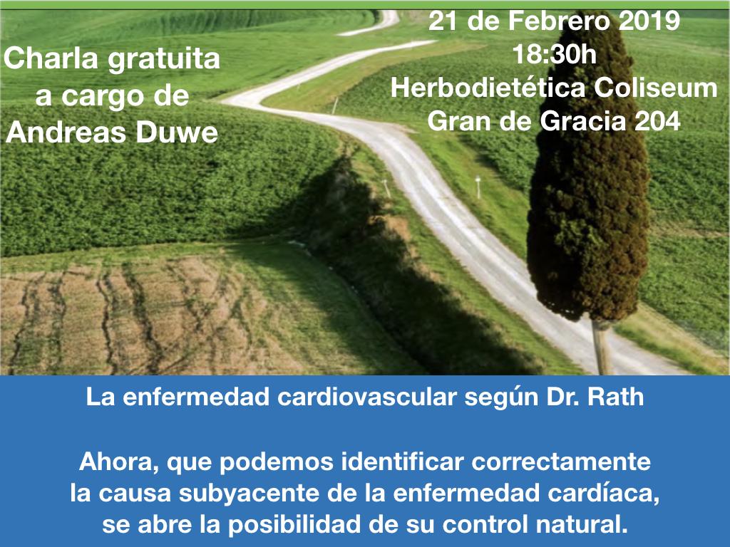 La enfermedad Cardiovascular según el Dr. Rath