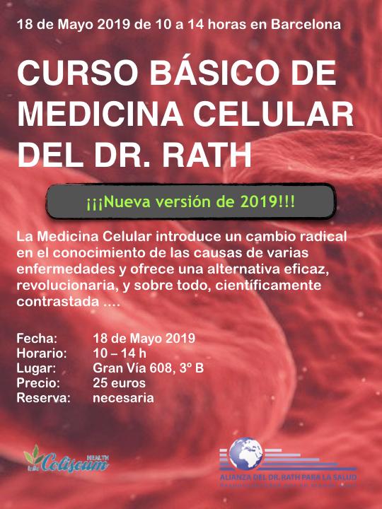 Sábados de Salud Coliseum. Curso Básico de Medicina Celular: ¿Qué es la Medicina Celular?