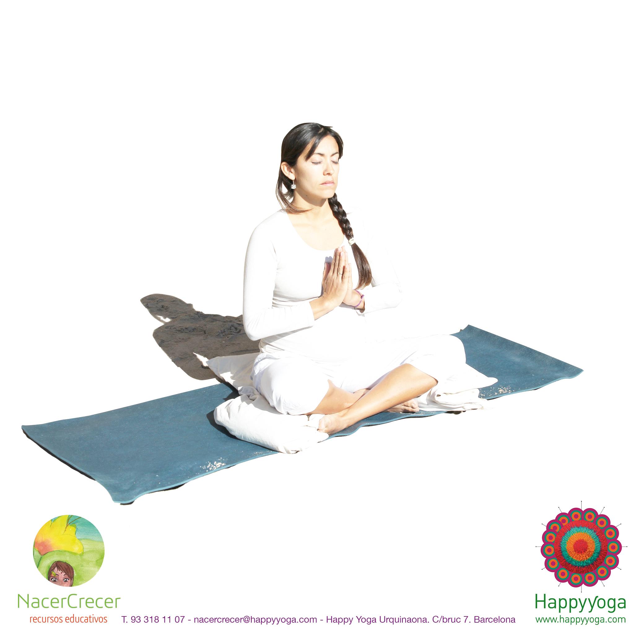 CANCELADO!!!Yoga para un embarazo sano y sereno. Charla Gratuita