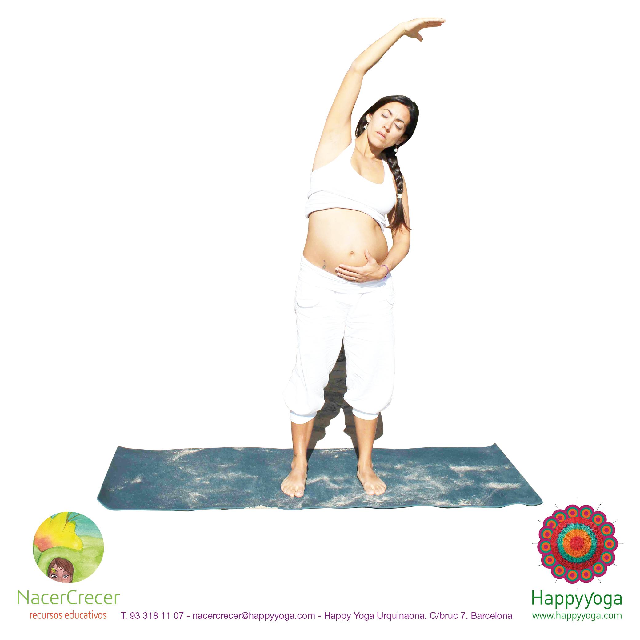 Yoga y fertilidad femenina