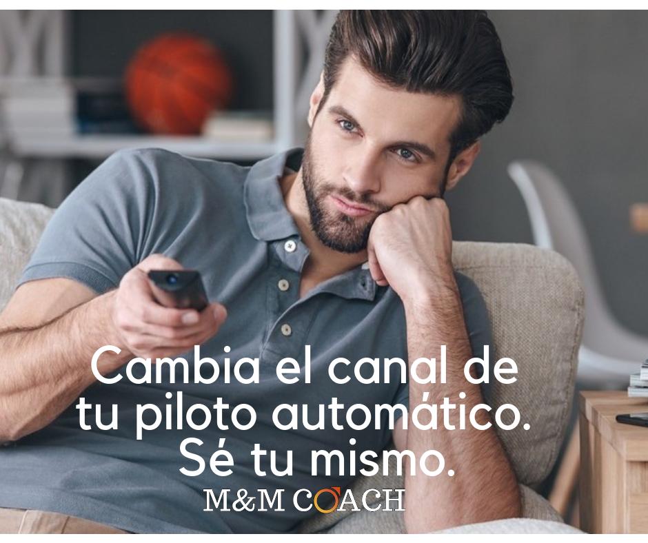Cambia el canal de tu Piloto Automático!