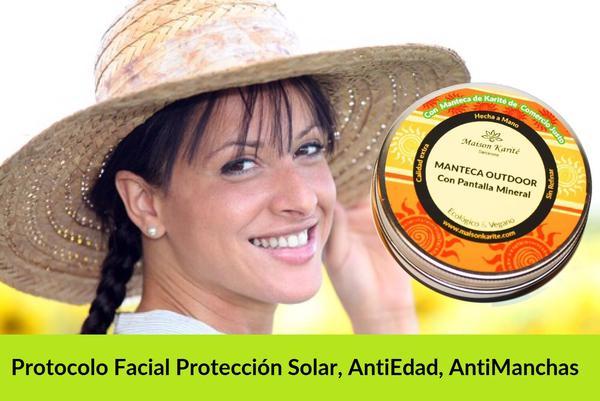 Prepara la teva pell per a l'estiu amb Cosmètica Salvatge. Taller Gratuït