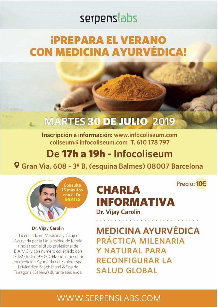 Prepara el verano con medicina Ayurvédica