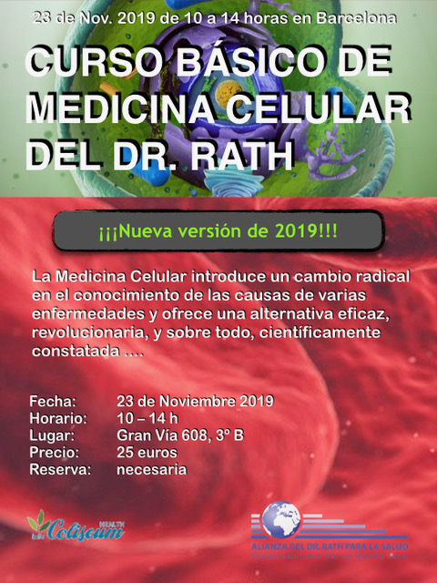 Curso Básico de medicina celular del Dr. Rath