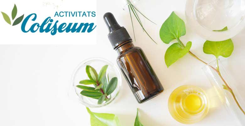 Taller de Aromaterapia aplicada a cosmética