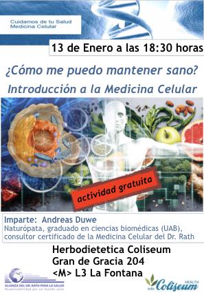 Introducción a la Medicina Celular del Dr. Rath
