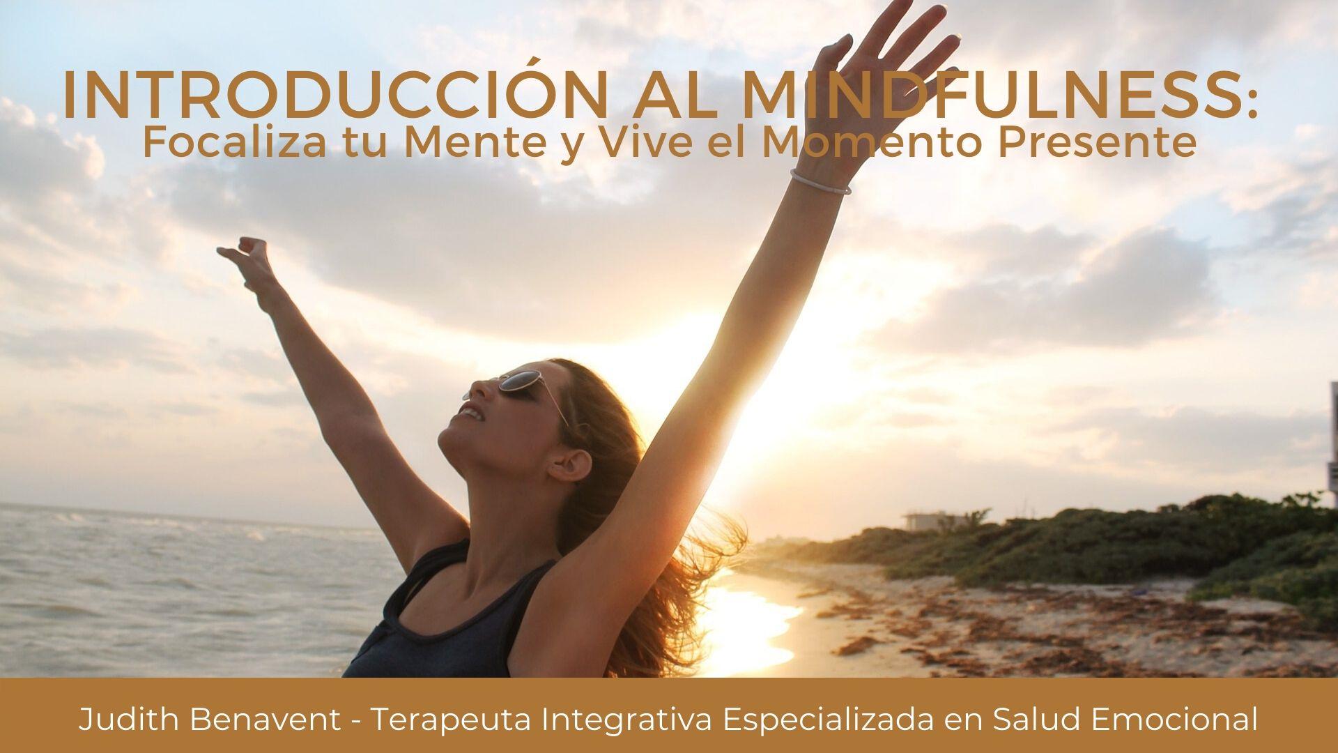 Introducción al Mindfulness: Focaliza tu mente y vive el momento presente