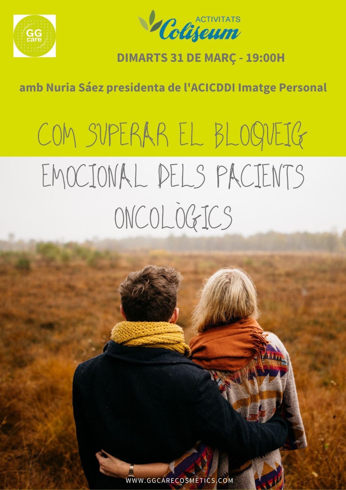 CANCELADO! Cómo superar el bloqueo emocional de los pacientes oncológicos