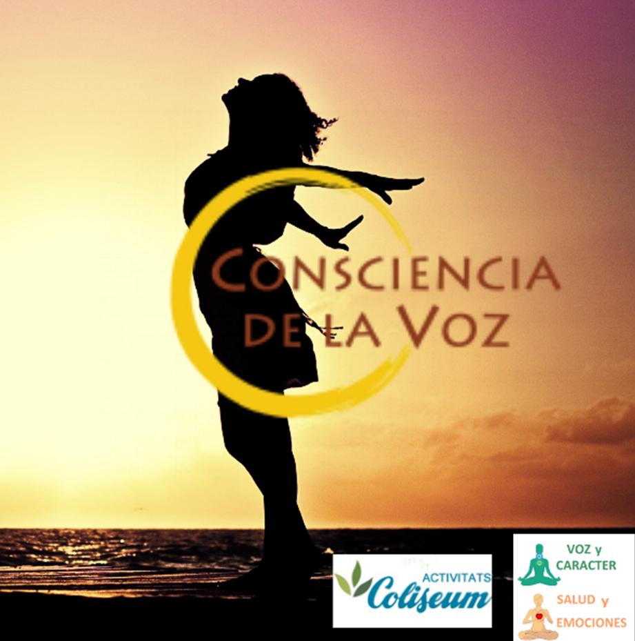 Taller consciencia de la Voz: Lunes de Salud en Coliseum