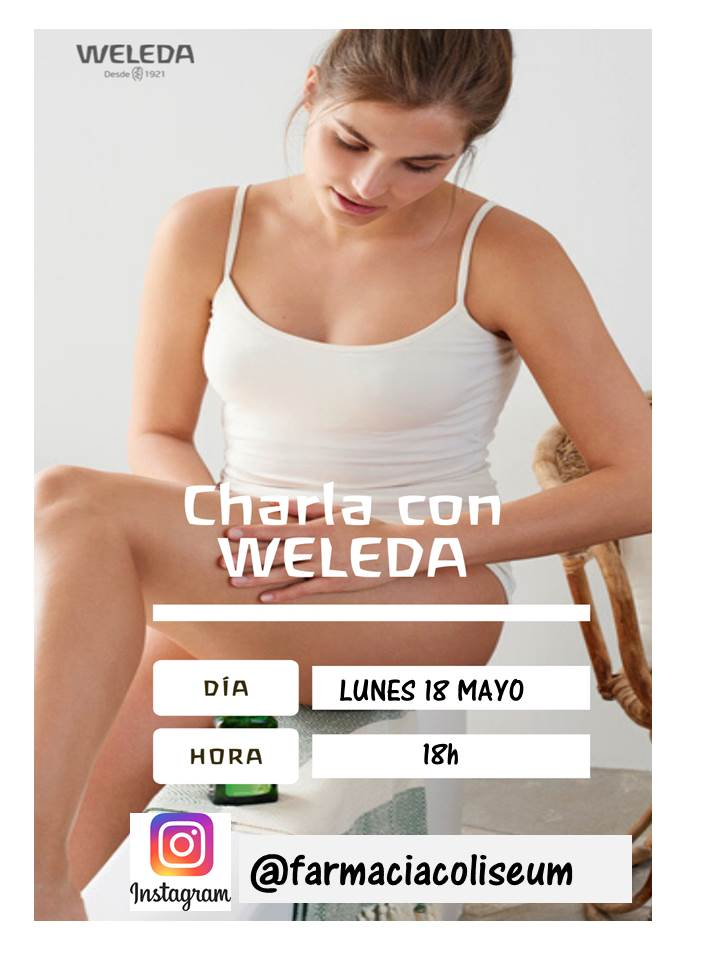 WELEDA: cuidados corporales, tu piel necesita mimos. Directo Instagram