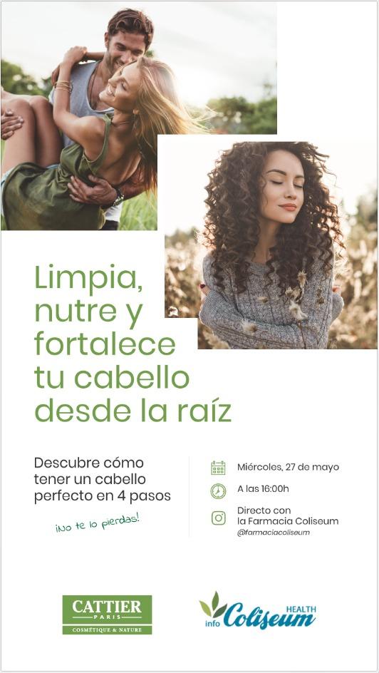 ONLINE: Cattier capilar: cuidados del cabello