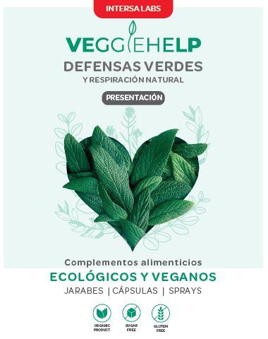 VEGGIEHELP: Defensas Verdes y Respiración Natural. Intersa Labs